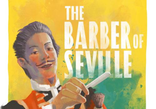 Swansea City Opera The Barber of Seville