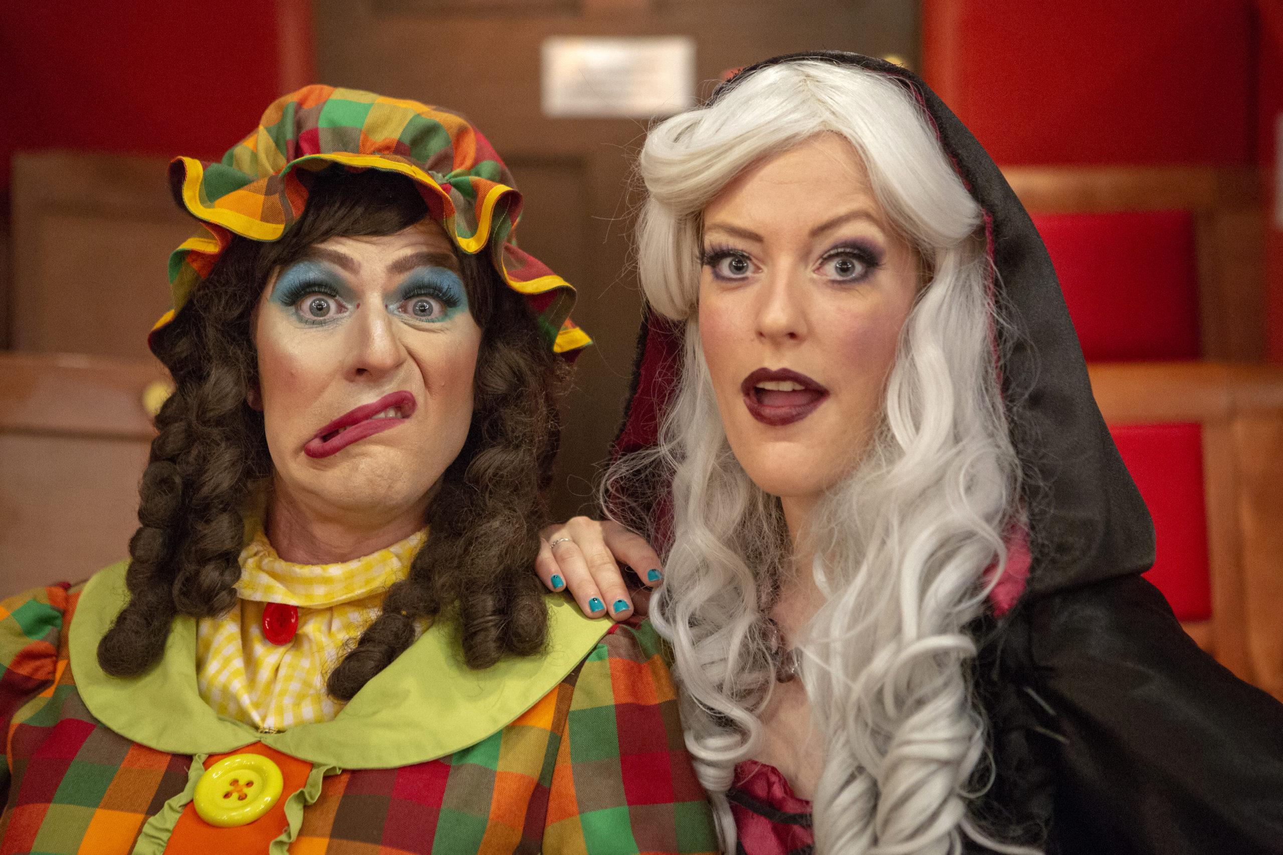 pantomime theatre royal bury st edmunds sleeping beauty cast announcement